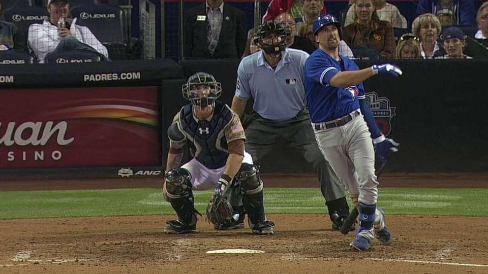DeRosa's go-ahead home run