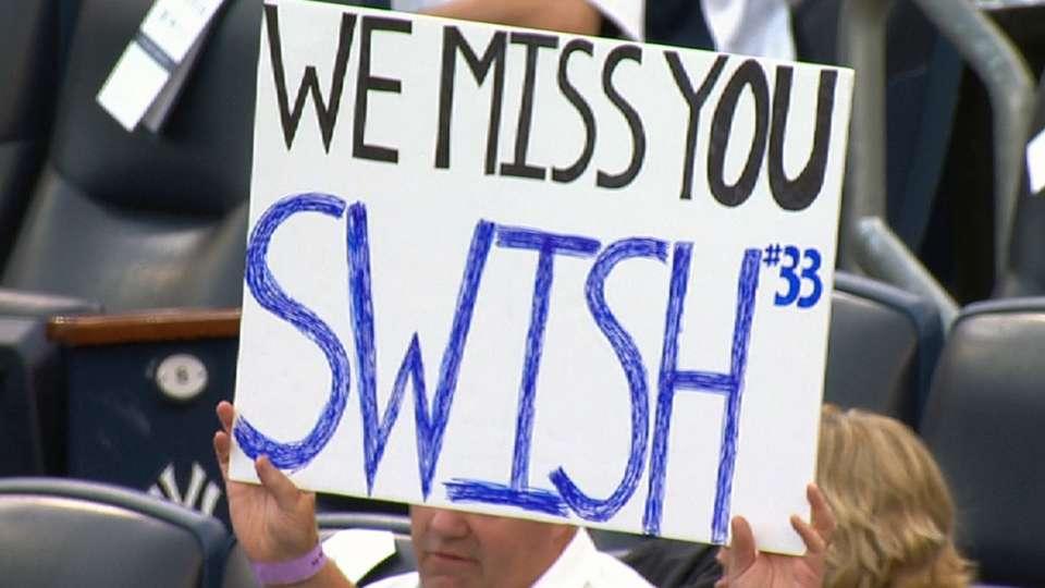 Swisher's return to Bronx