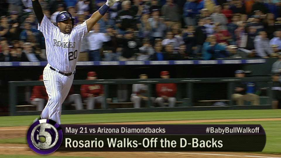Top 5 Rockies plays from May