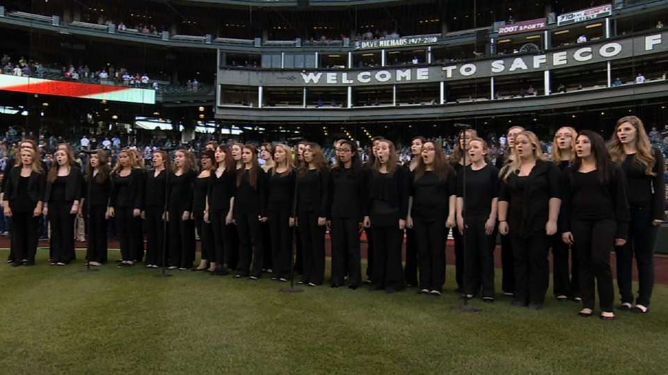 Meadowdale H.S. Anthem