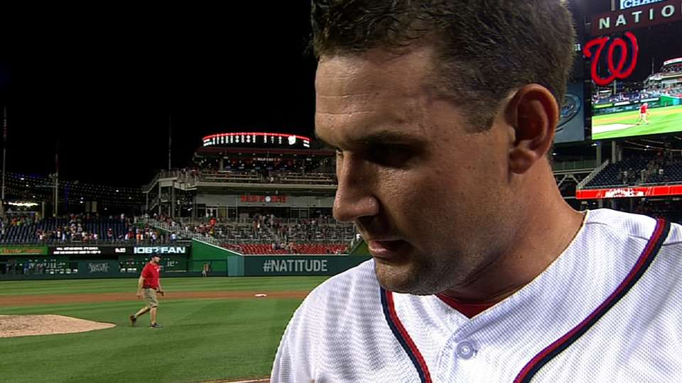 Zimmerman on Nats' walk-off