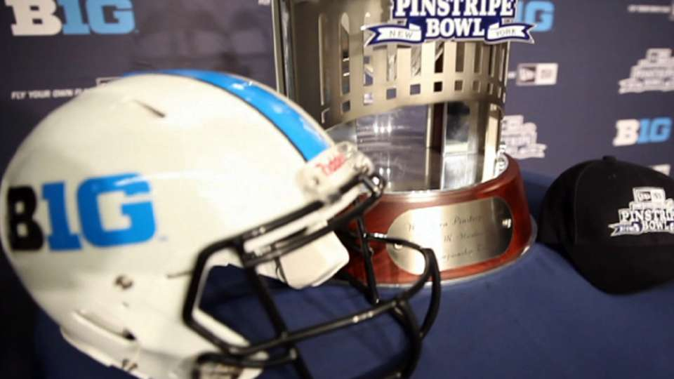 Pinstripe Bowl Welcomes Big Ten