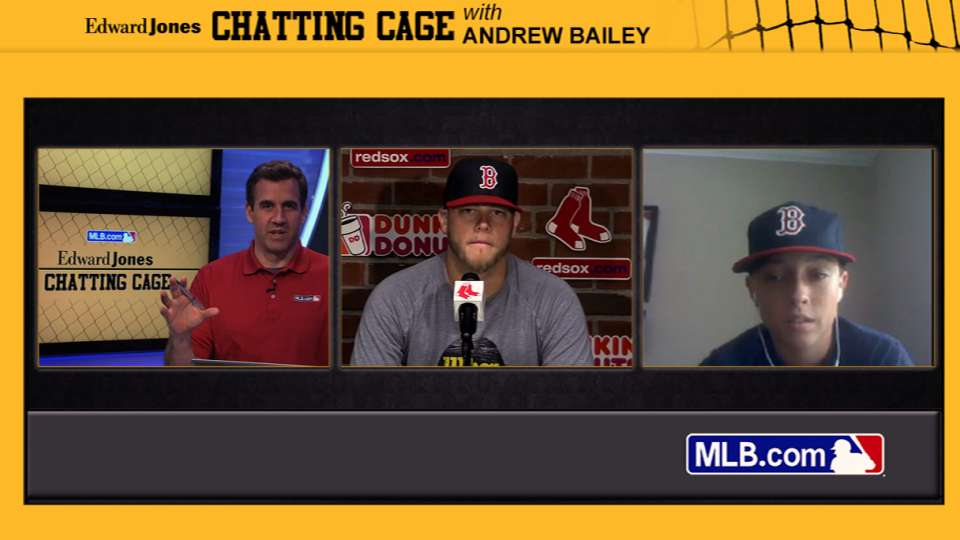 Chatting Cage: Bailey