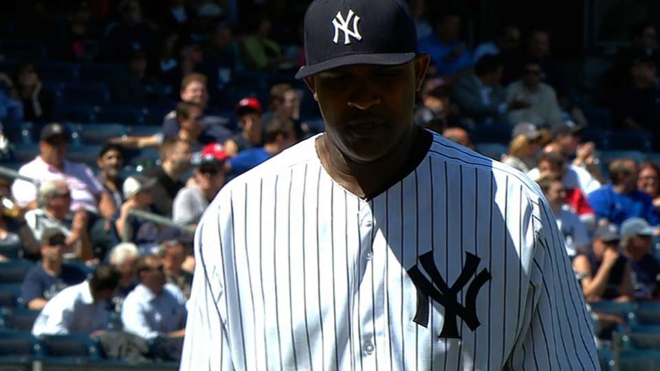CC's complete-game victory