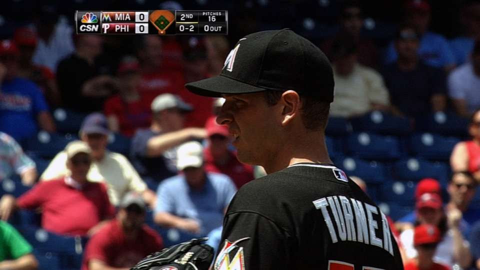 Turner's solid outing