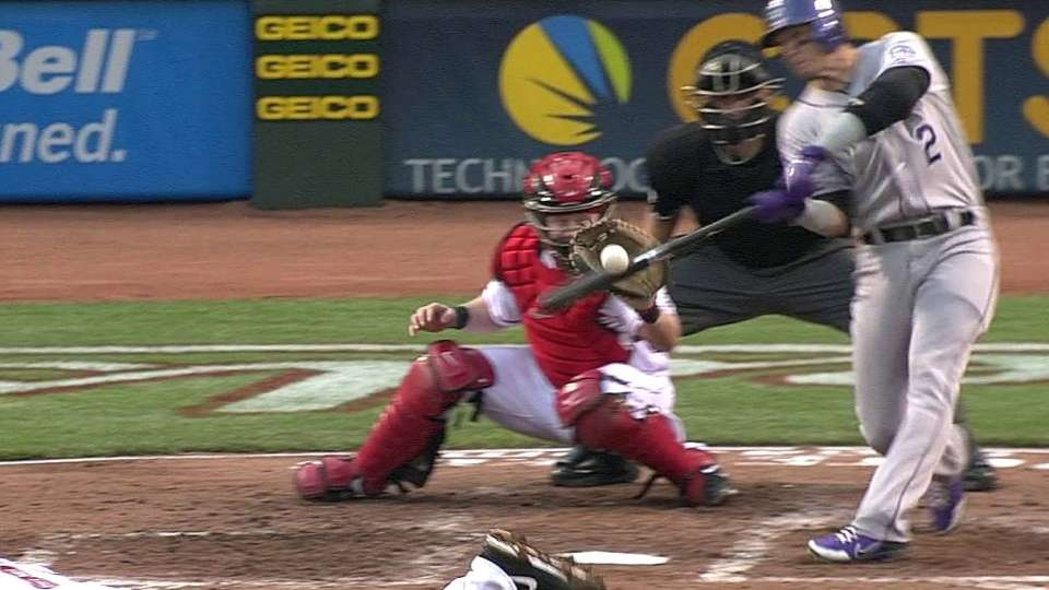 Tulo's two-run dinger