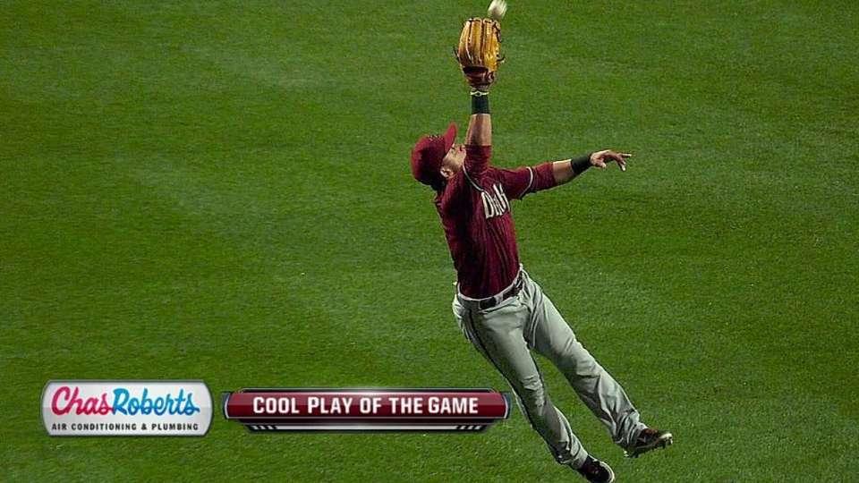 Parra's outstanding catch