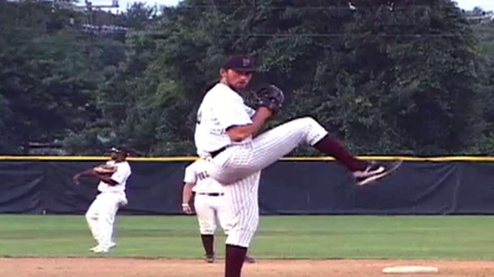 Astros draft LHP Emanuel No. 74