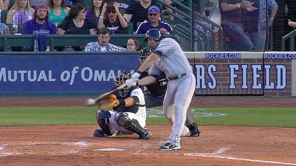 Quentin's RBI single