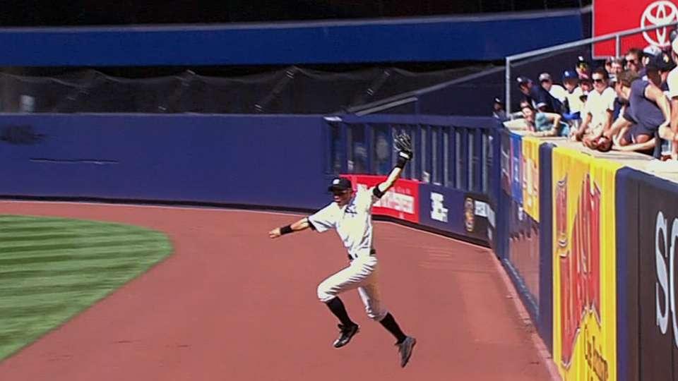 Ichiro's huge game