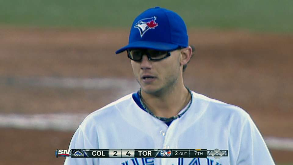 Cecil sets Blue Jays record