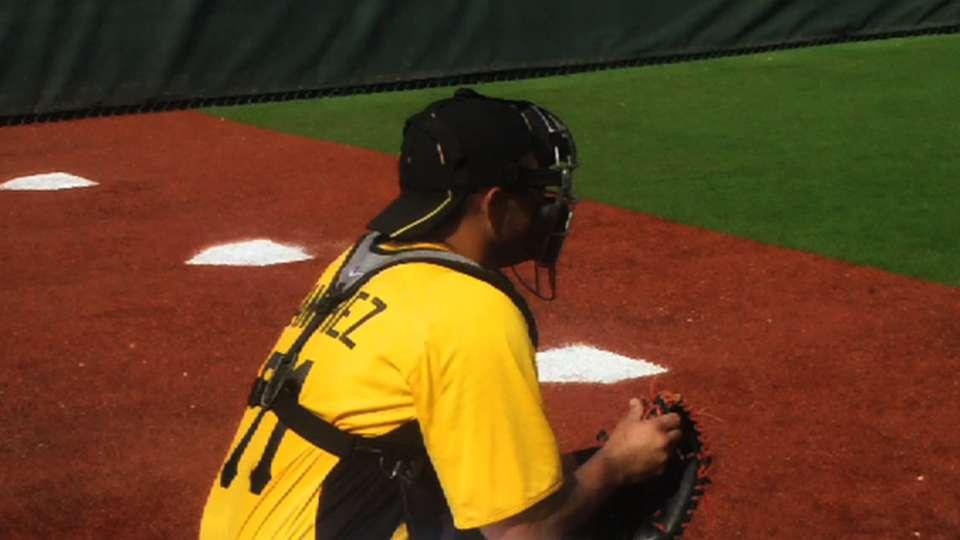 Top Prospects: T. Sanchez, PIT