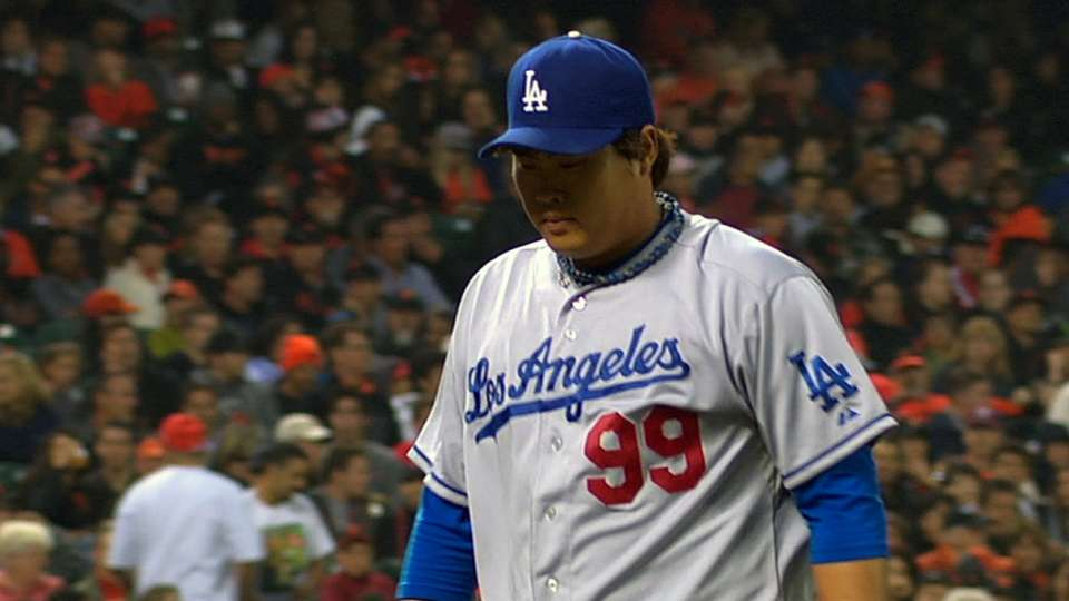 Ryu's solid performance