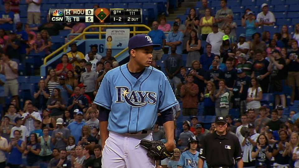 Archer's five-hit shutout