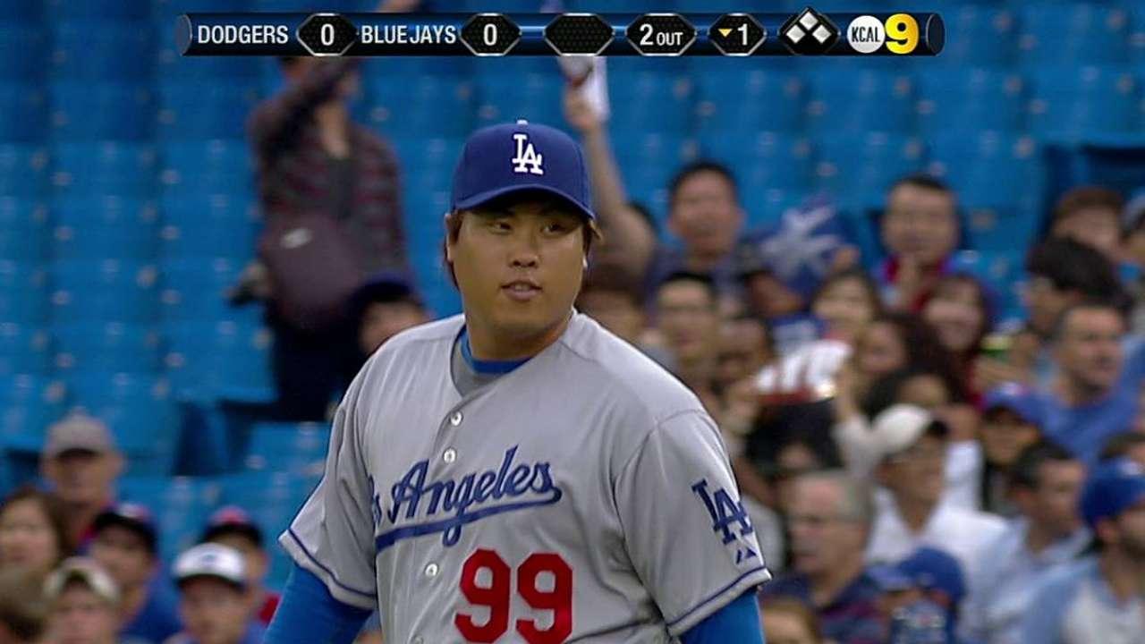 la dodgers pitcher hyun jin ryu earns praise of fellow south korean