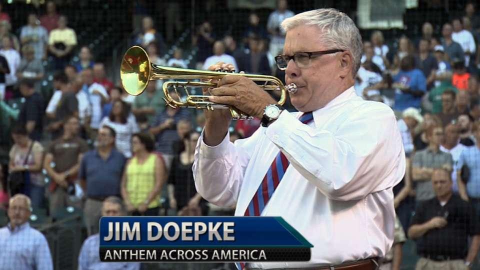 Jim Doepke National Anthem