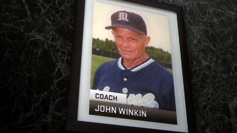 Winkin inducted into HOF