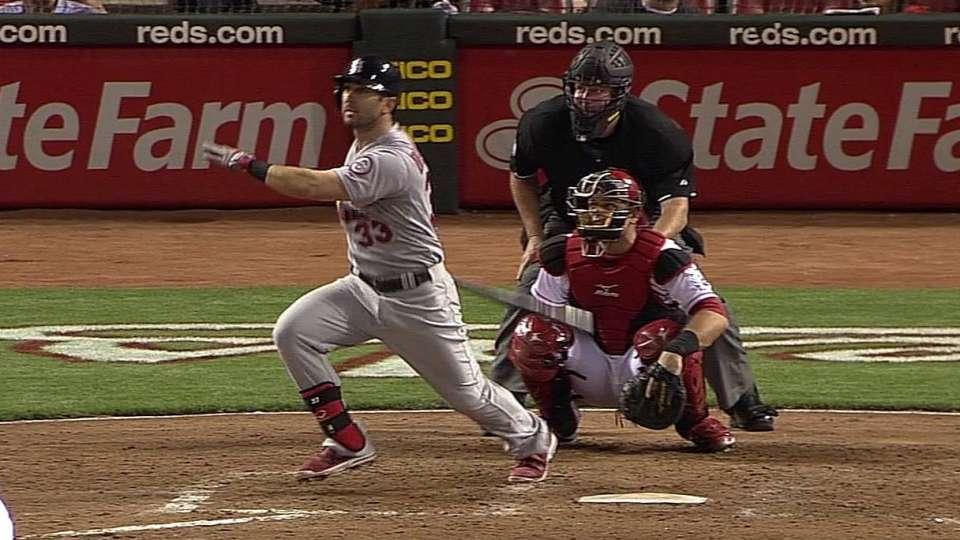Descalso's second homer