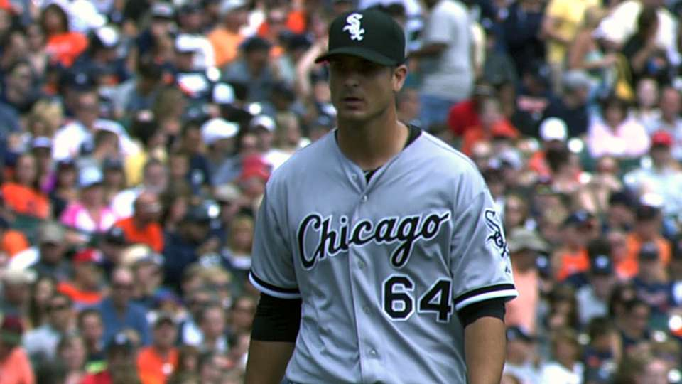 Rienzo's solid outing
