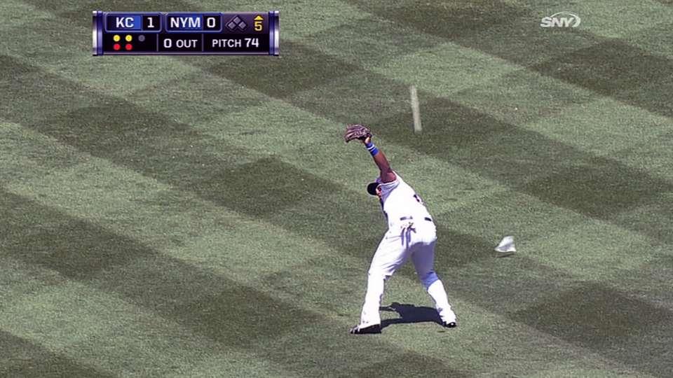 Mets' rough defensive day