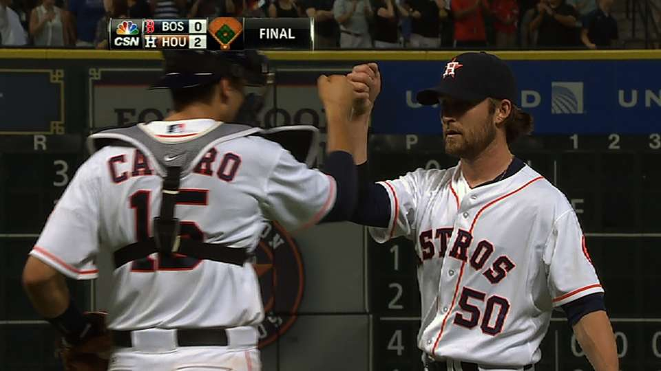 Fields' first career save