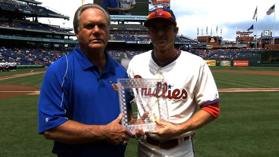 Heart and Hustle: Chase Utley