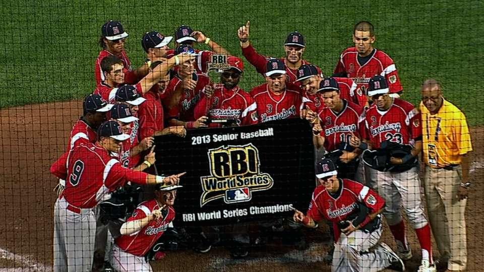 Harrisburg wins RBI World Series