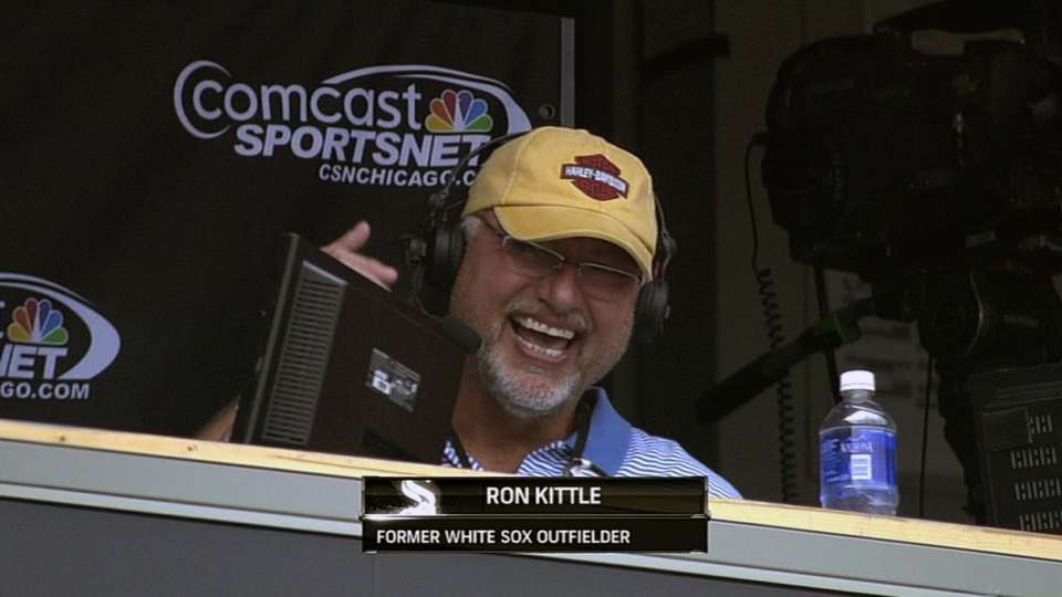 Kittle joins White Sox booth