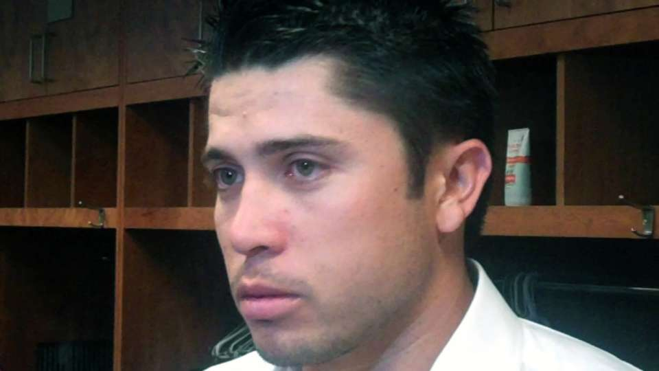 d'Arnaud on staying with Mets