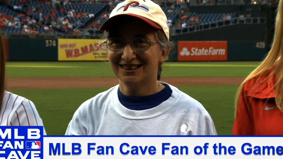 Phillies: Fan of the Game