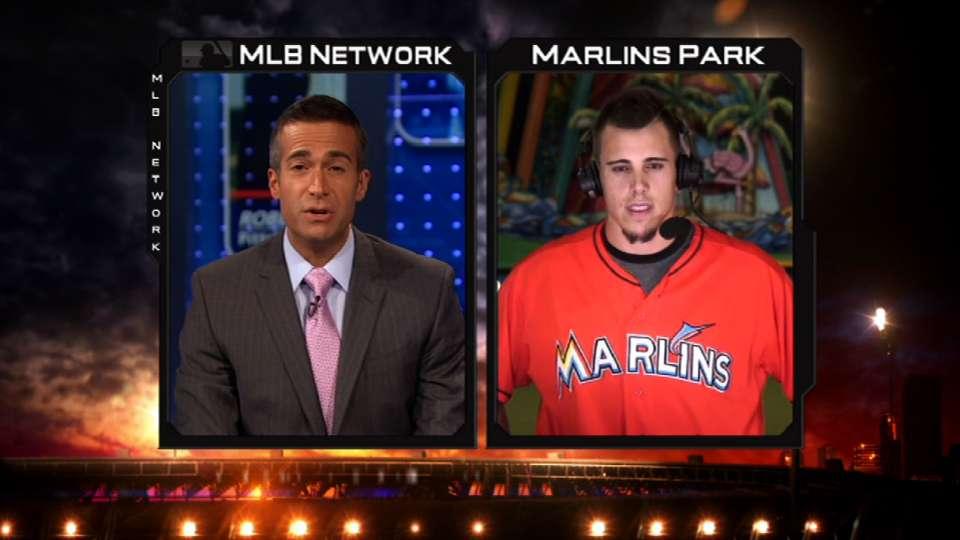 Jose Fernandez on MLB Tonight