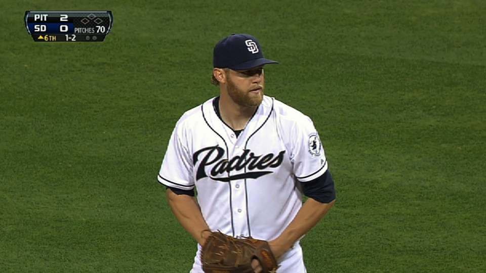 Cashner's strong outing