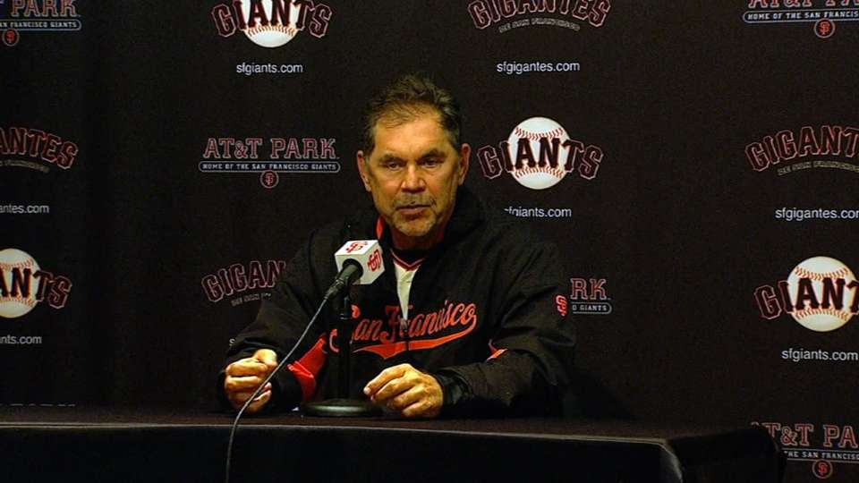 Bochy's on Linceum's start