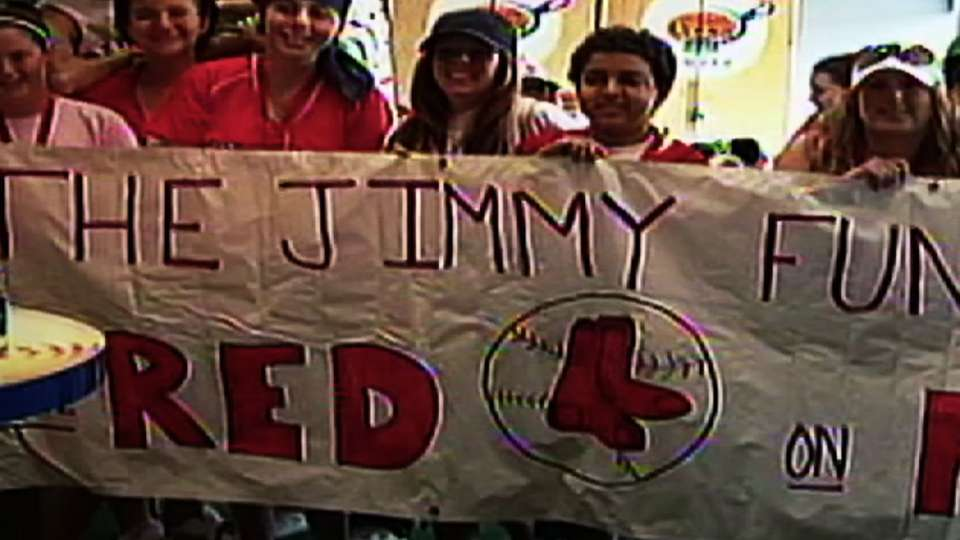 RSR: Red Sox and the Jimmy Fund