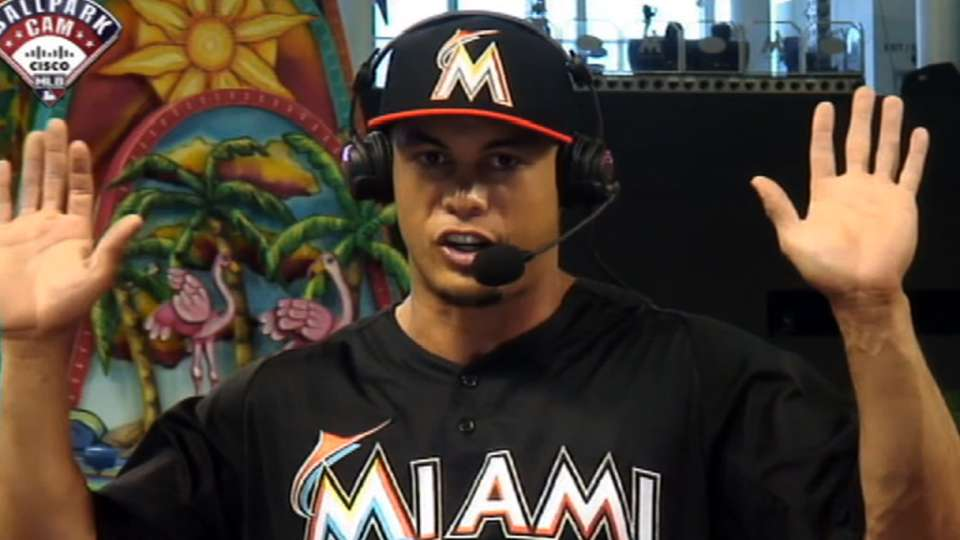 Giancarlo Stanton on IT