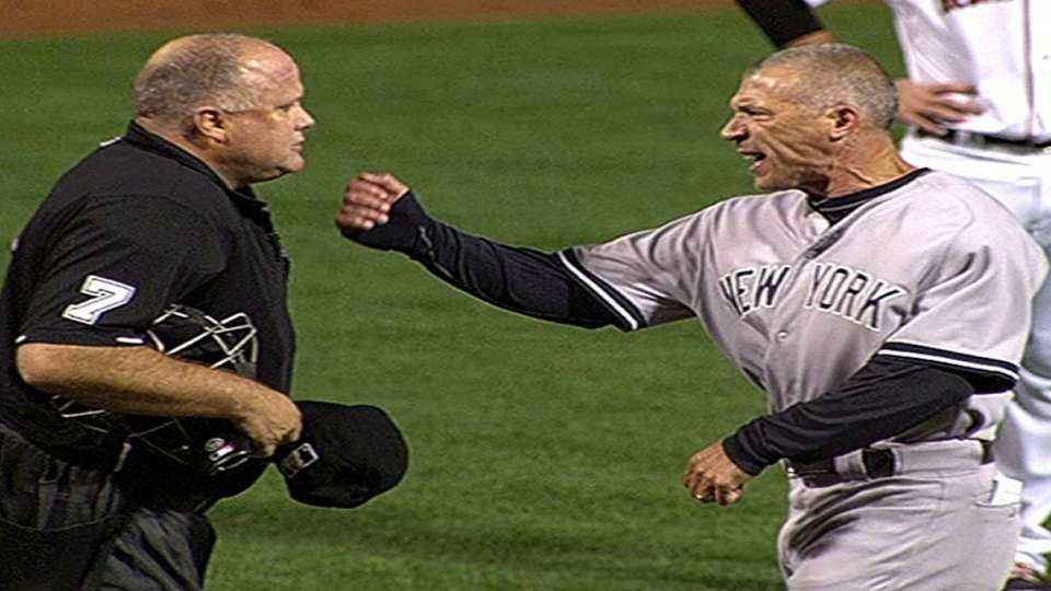 Girardi on Dempster's suspension