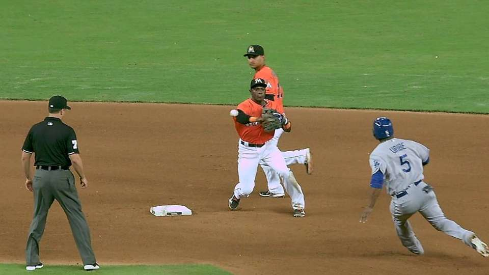 Marlins turn two