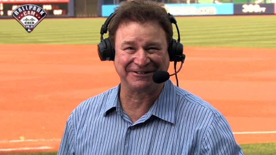 Robert Wuhl on MLB Now
