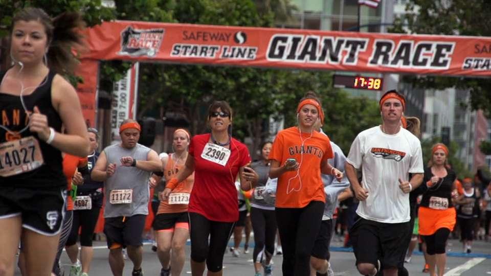 Short Feature: Giant Race
