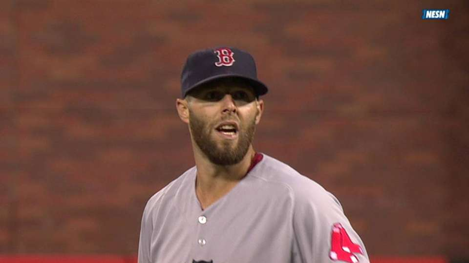 Pedroia's diving stop