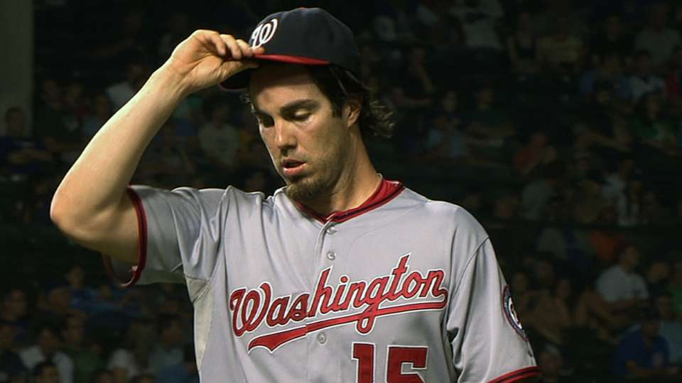 Haren's solid outing
