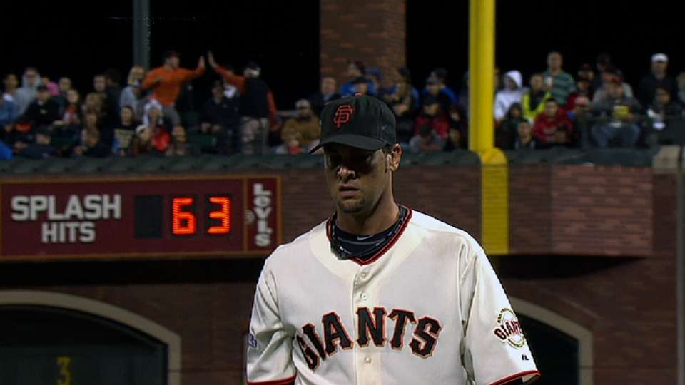 Vogelsong's strong start