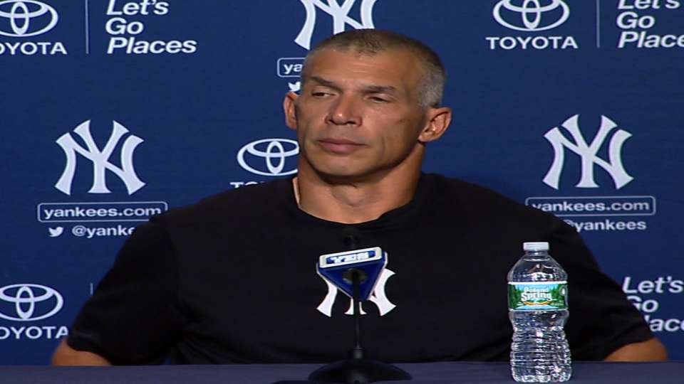 Girardi on sweeping doubleheader
