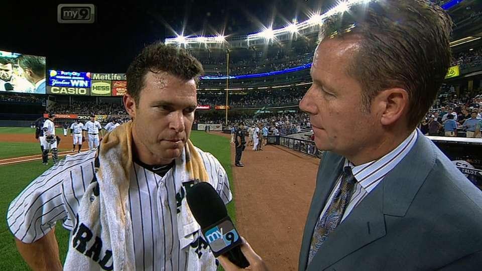 Yankees on comeback win