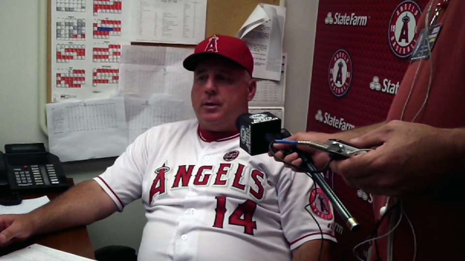 Scioscia on extra-innings loss