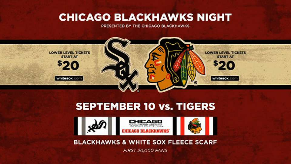 Chicago Blackhawks Night