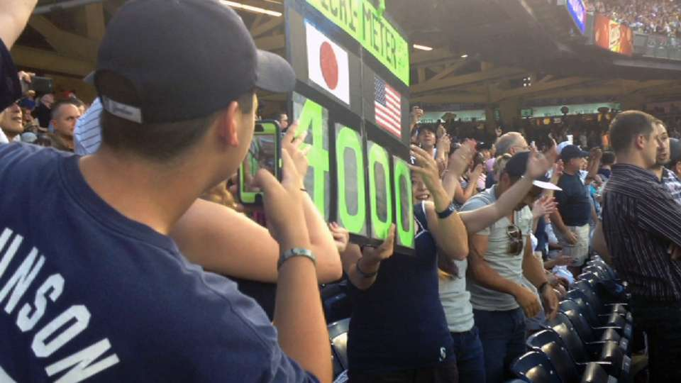 Ichi-Meter updates to 4,000