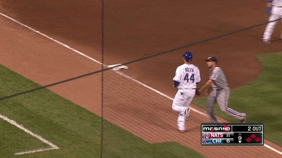 Soriano closes out Cubs