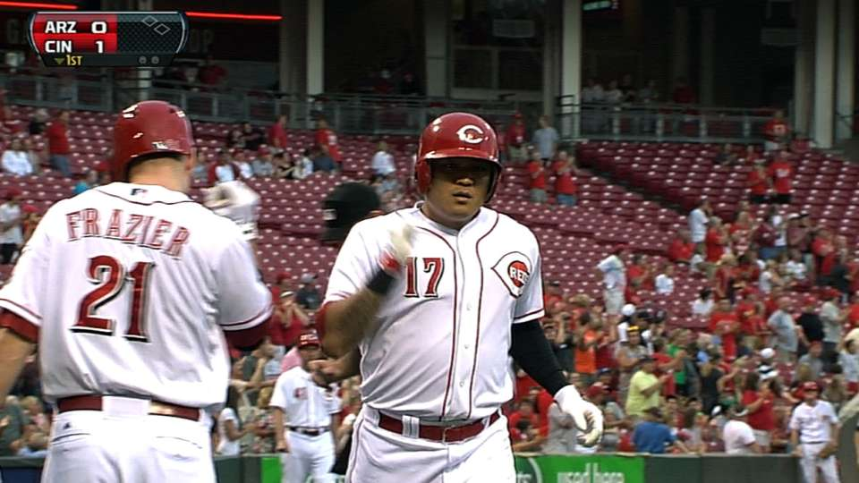 Choo's four-hit game