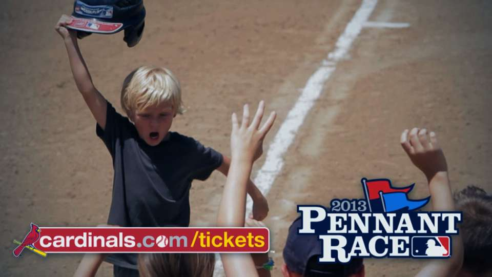 Pennant race tickets on sale